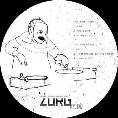 Zorg EP by Zorg