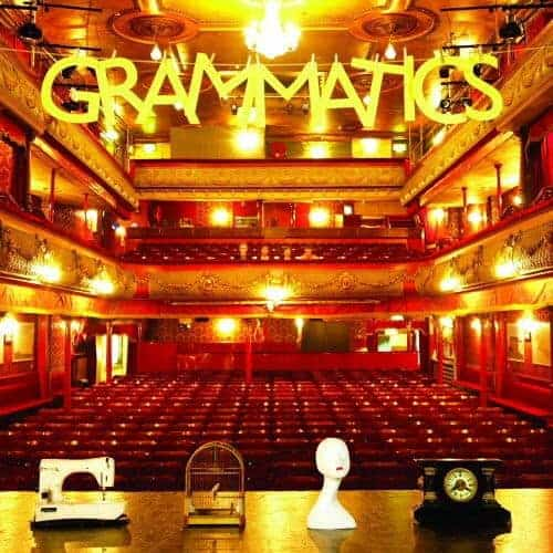 The Vague Archive by Grammatics