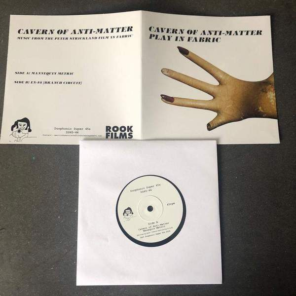 In Fabric by Cavern of Anti-Matter