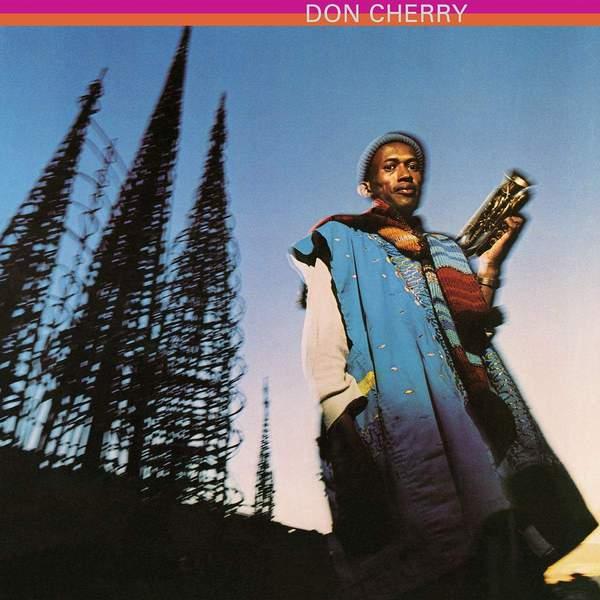 12. Don Cherry - Brown Rice