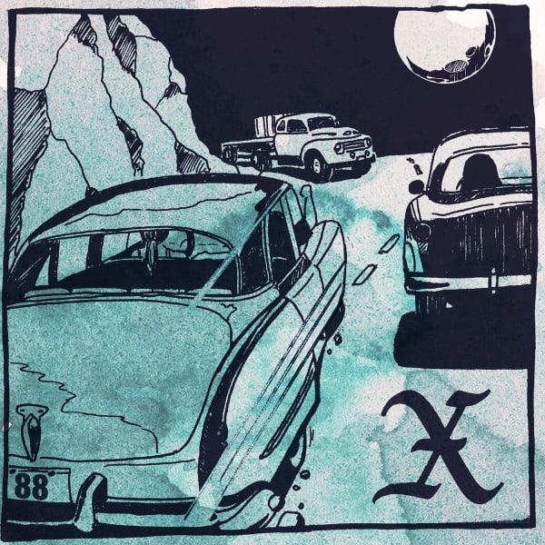 Delta 88 Nightmare / Cyrano Deberger's Back by X