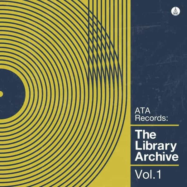 The Library Archive, Vol. 1 by ATA Records