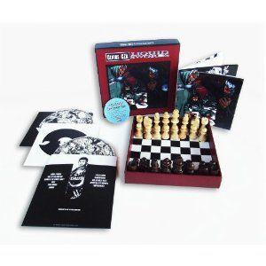 Liquid Swords The Chess Box by Genius / GZA