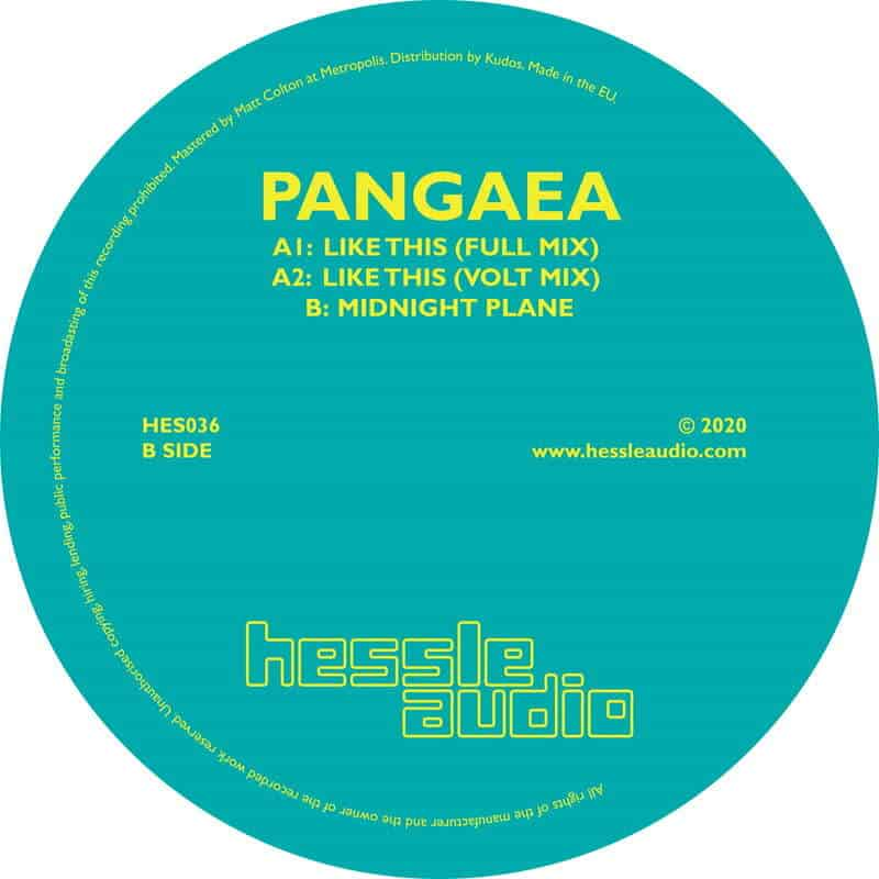 Like This by Pangaea