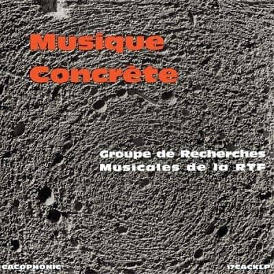 Musique Concrète by Various