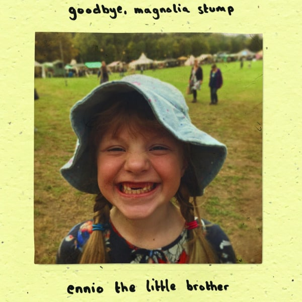 Goodbye Magnolia Stump by Ennio the Little Brother