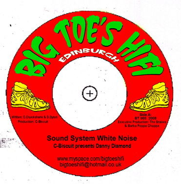 Sound System White Noise (Addicted To The Bass remix) by C-Biscuit vs Neil Landstrumm