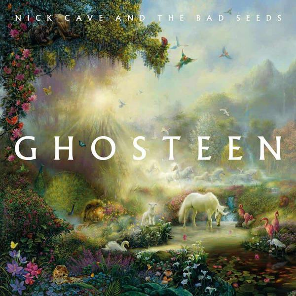 29. Nick Cave & The Bad Seeds - Ghosteen