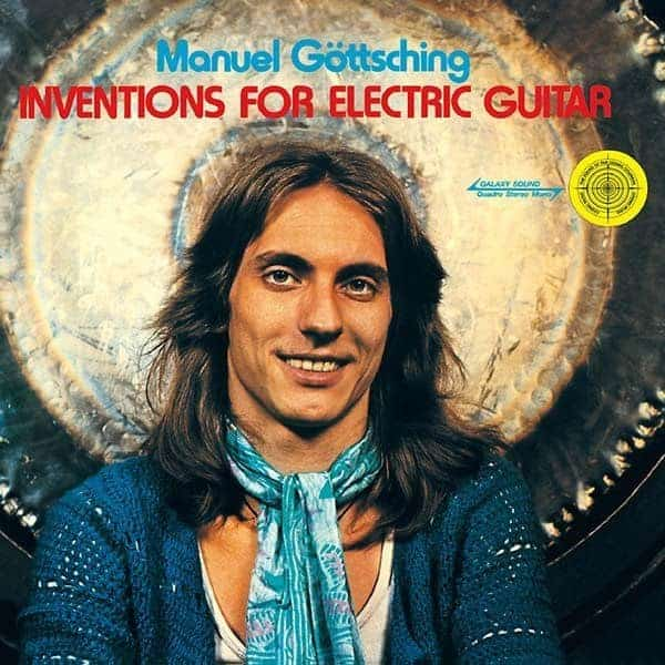 Inventions For Electric Guitar by Manuel Gottsching