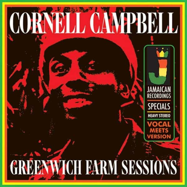 Greenwich Farm Sessions by Cornell Campbell