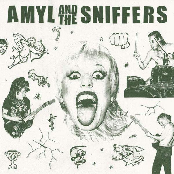 Amyl and the Sniffers by Amyl and the Sniffers