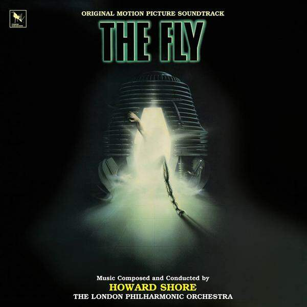 The Fly (Original Motion Picture Soundtrack) by Howard Shore