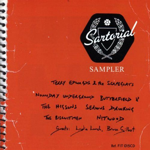 Sartorial Sampler by Various