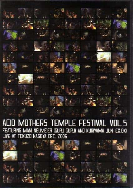 Acid Mothers Temple Festival Volume 5 by Acid Mothers Temple & the Melting Paraiso U.F.O.