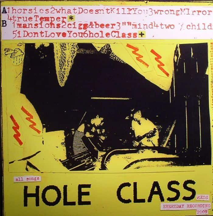 Hole Class by Hole Class