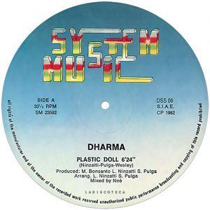 Plastic Doll by Dharma (Pulga and Ninzatti)