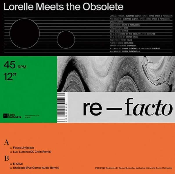 Re-facto by Lorelle Meets The Obsolete