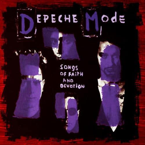 Songs Of Faith & Devotion by Depeche Mode