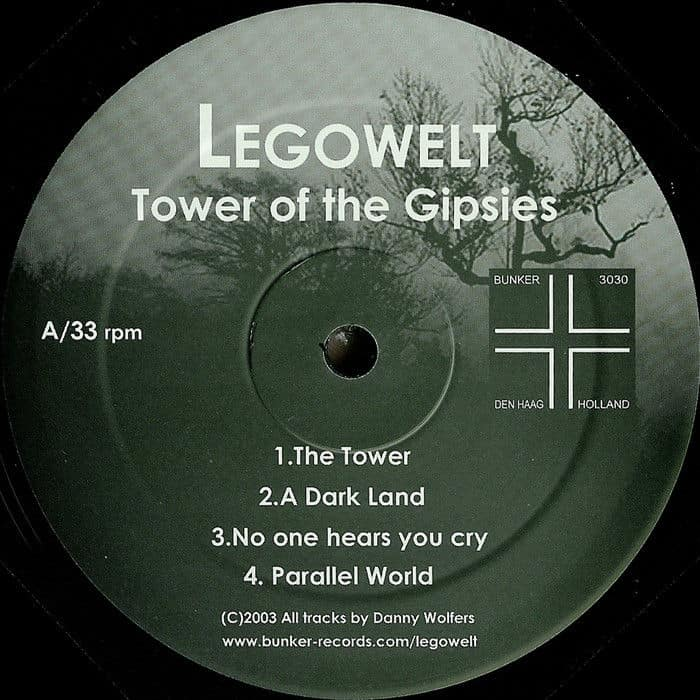 Tower Of Gipsies by Legowelt