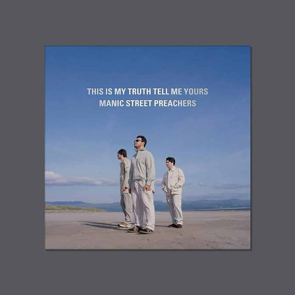 This is My Truth Tell Me Yours - 20 Year Collectors Edition by Manic Street Preachers