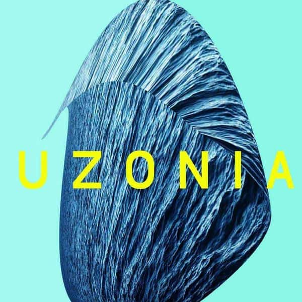 Uzonia by Matthew Collings