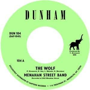 The Wolf/ Bushwick Lullaby by Menahan Street Band