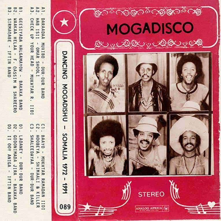 MOGADISCO - Dancing Mogadishu (Somalia 1972 - 1991) by Various