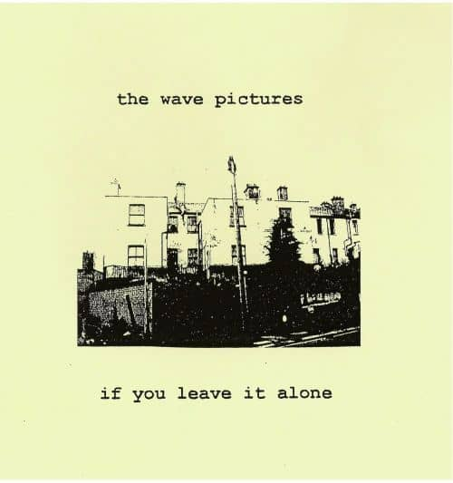 If You Leave It Alone by The Wave Pictures