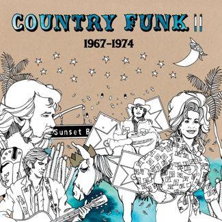 Country Funk Volume II 1967 - 1974 by Various