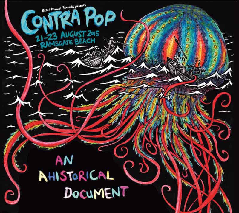 Contra Pop Festival 2015: An Ahistorical Document by Various