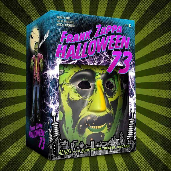 Halloween 73 by Frank Zappa