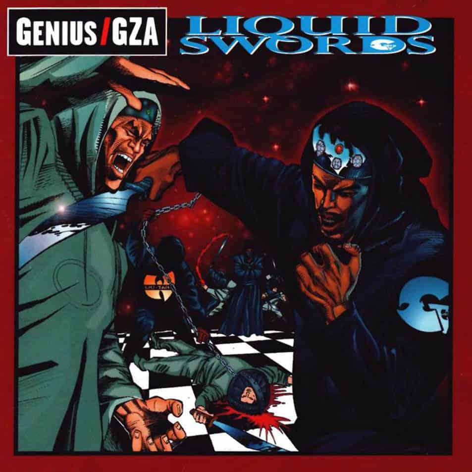 Liquid Swords by Genius / GZA