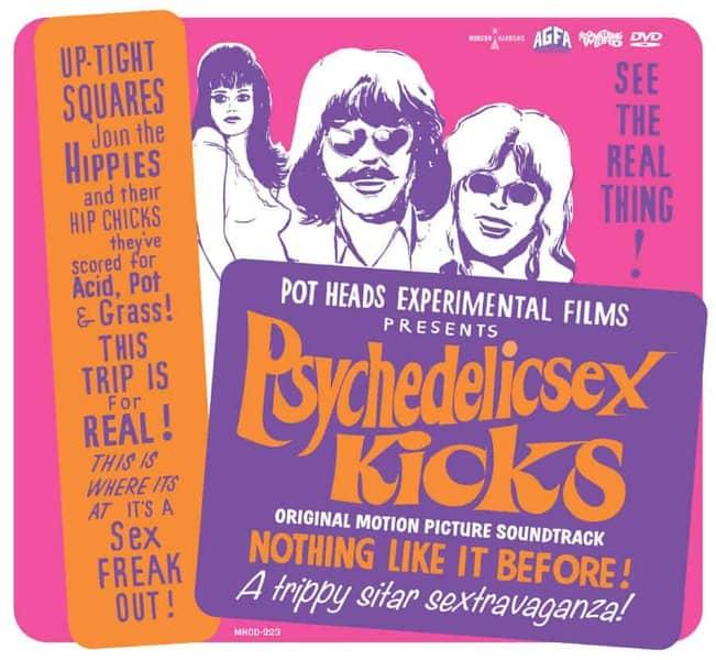 Various - Psychedelic Sex Kicks (Original Motion Picture Soundtrack)