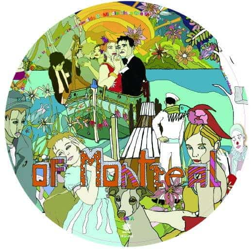 Jimmy by Of Montreal