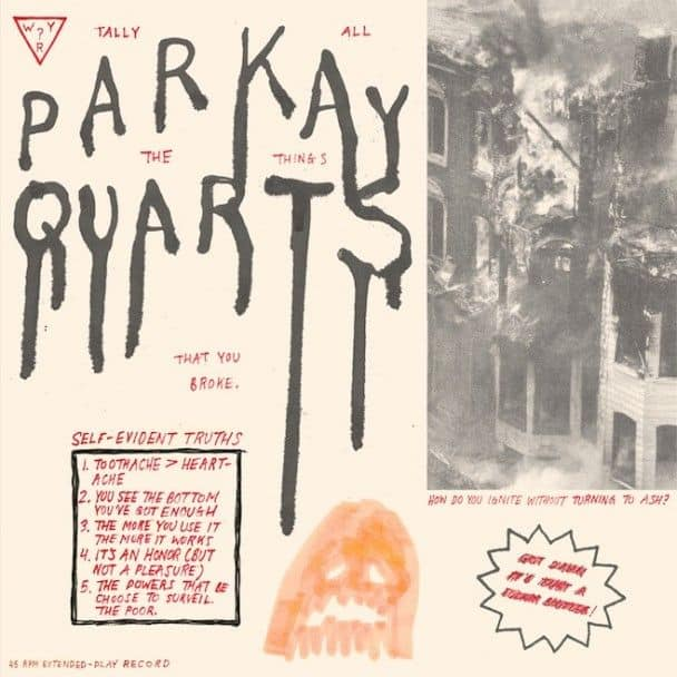 Tally All the Things That You Broke by Parquet Courts