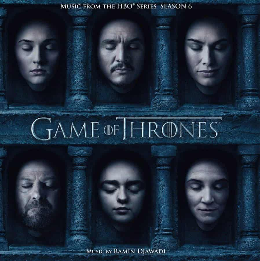 Game of Thrones - Music from the HBO Series: Season 6 (Coloured Tour Edition) by Ramin Djawadi