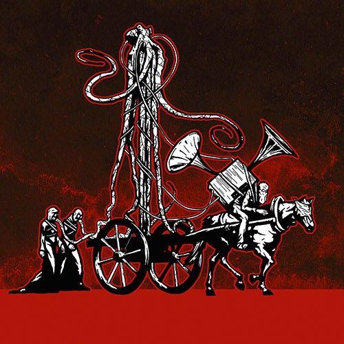 New Dark Age Tour EP 2015 A.D by Crippled Black Phoenix