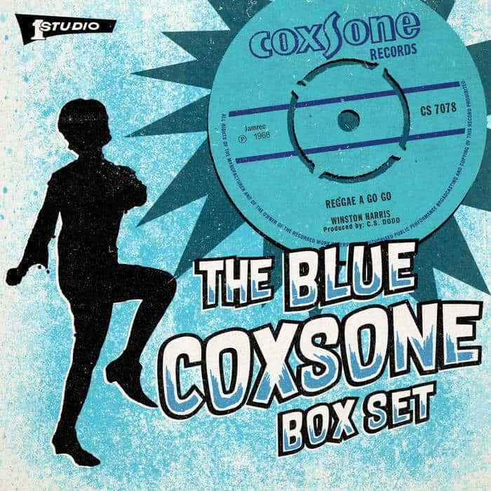 The Blue Coxsone Box Set by Various