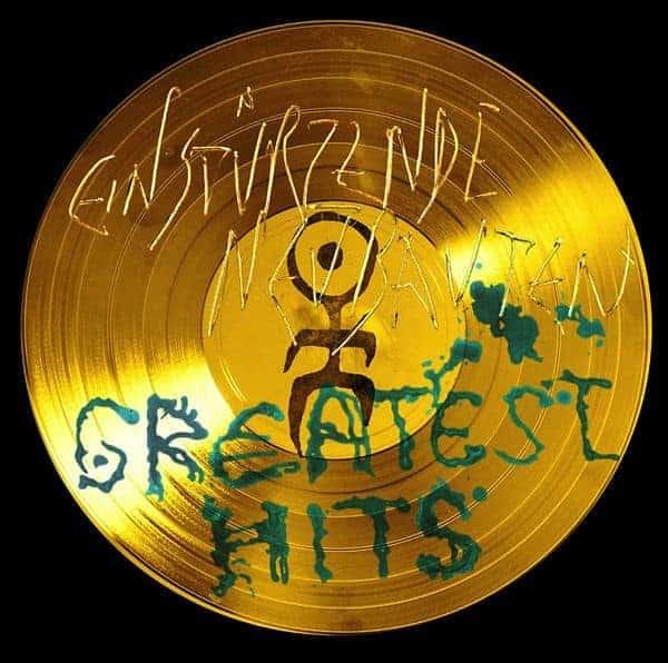 Greatest Hits by Einstürzende Neubauten
