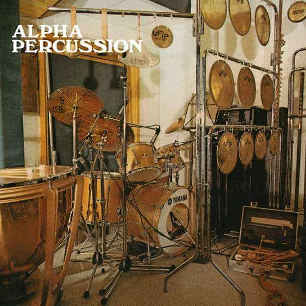 Alpha Percussion by Giovanni Cristiani