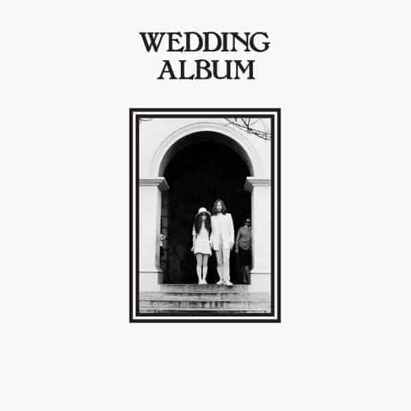 Wedding Album by John Lennon / Yoko Ono