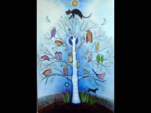 Phoenix Trees by Phosphene