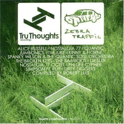 Shapes 2 Compilation by Quantic, Nostalgia 77, Various