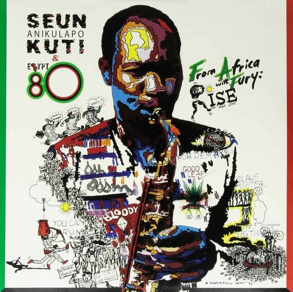 From Africa With Fury: Rise by Seun Kuti + Egypt 80