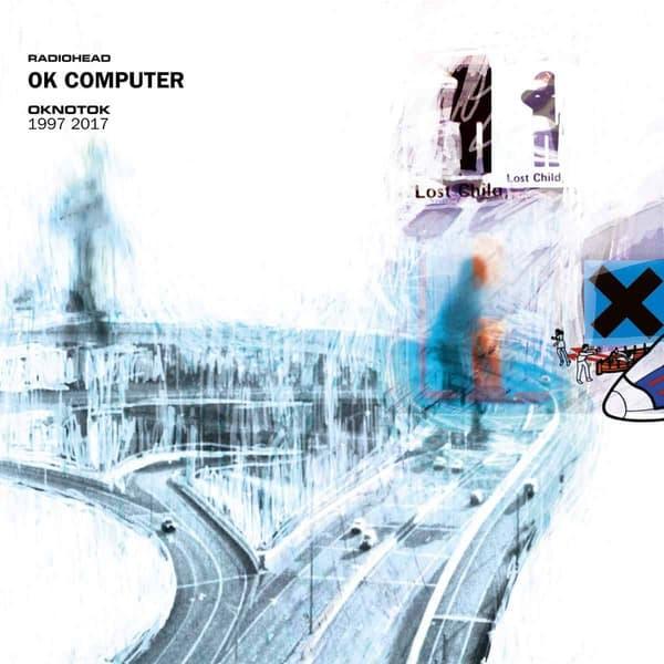 OK Computer - OKNOTOK 1997-2017 by Radiohead