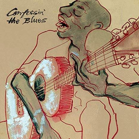 Confessin' The Blues - Compiled by The Rolling Stones by Various