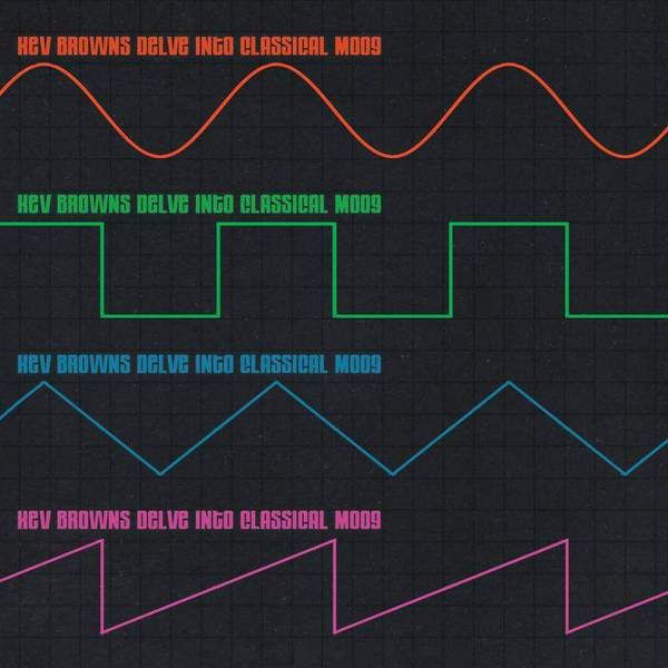 Delve Into Classical Moog by Kev Brown