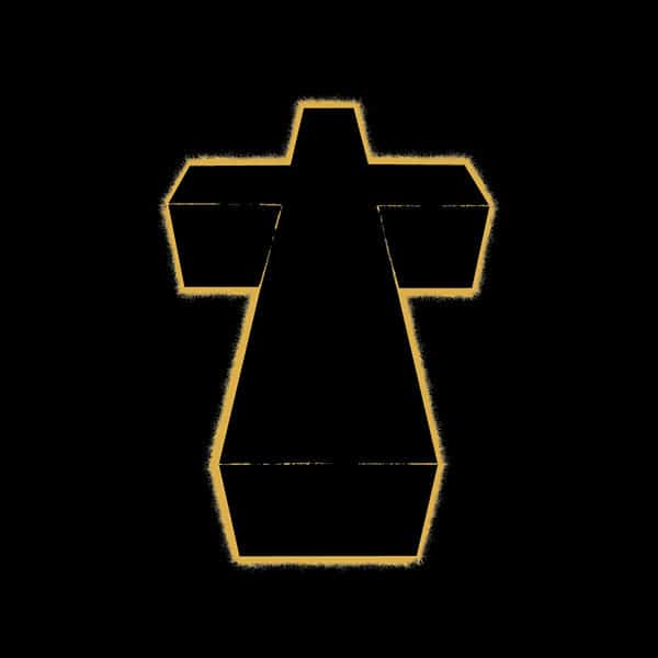 † (Cross) by Justice