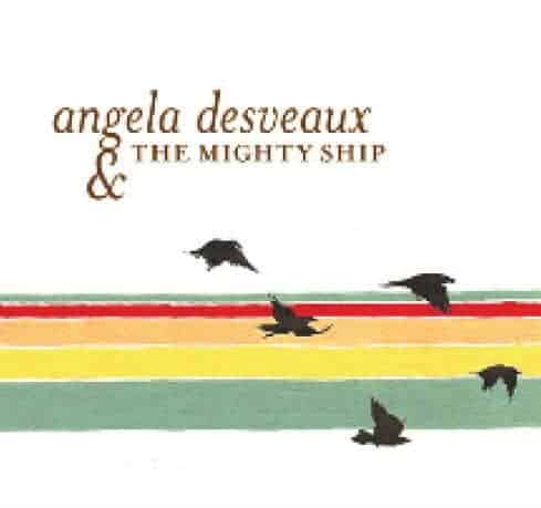 The Mighty Ship by Angela Desveaux