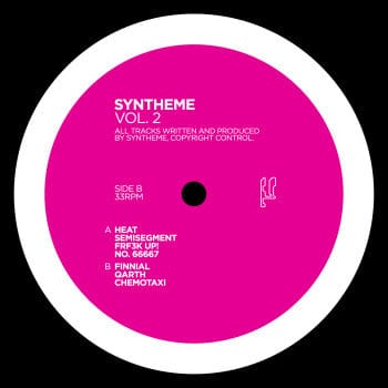 Vol.2 by Syntheme